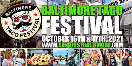 Baltimore Taco Festival tickets