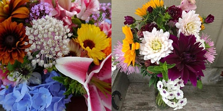 Bouquets & Beer NIGHT TWO - Create & Sip tickets