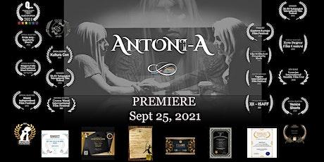 ANTONI-A Premiere tickets
