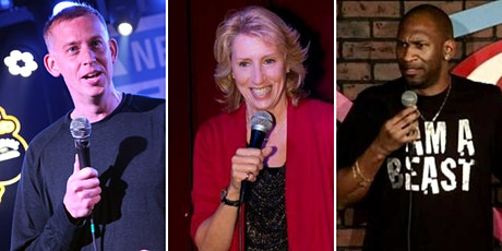 Haunted Hilarity: Stand Up Comedy Special! tickets