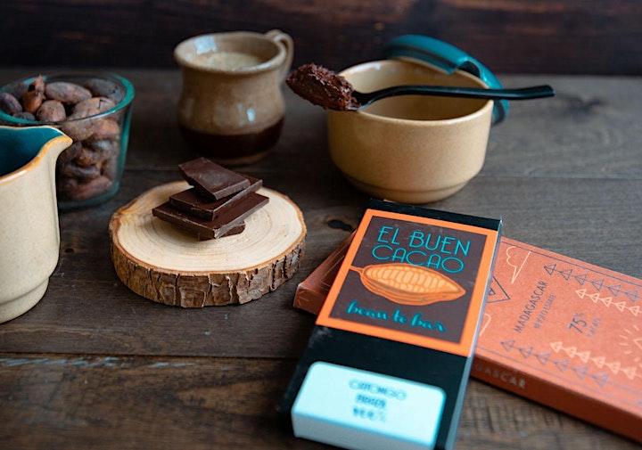October Virtual Chocolate Tasting (FREE) image