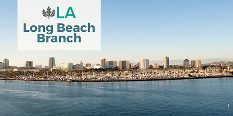 Long Beach Branch: Happy Hour & Conference Takeaways tickets
