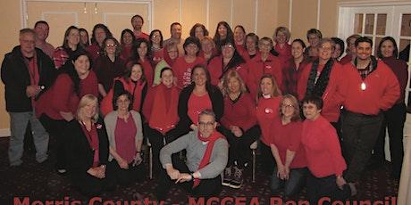 January MCCEA Executive Board Meeting tickets