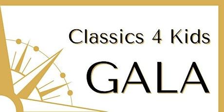 Classics 4 Kids Gala tickets