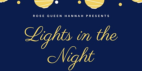 Lights in the Night tickets