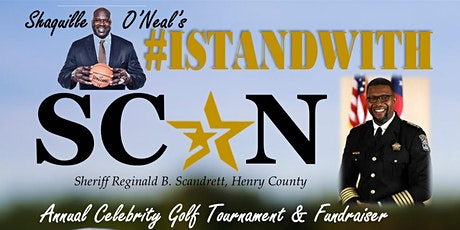 #ISTANDWITHSCAN Celebrity Golf Tournament hosted by Shaquille O'Neal tickets