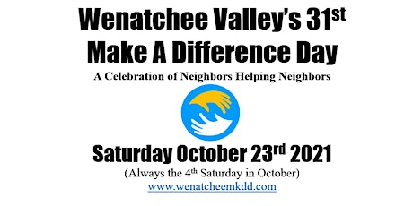 Community Planning Meeting for 31st Wenatchee Valley Make A Difference Day tickets