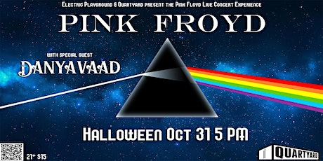 Pink Froyd (The Live Pink Floyd Concert Experience) & Danyavaad tickets