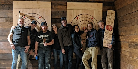 MTN AXE Throwing & Costume Contest tickets
