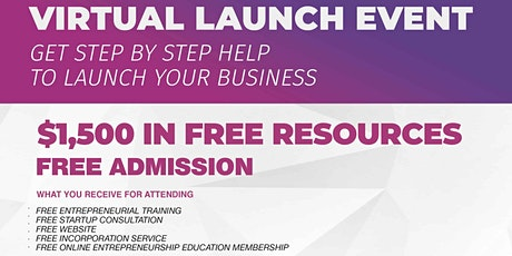 Small Business Day-Houston (Virtual Launch Event) tickets
