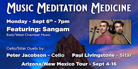 Music Meditation Medicine tickets