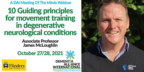 10 Guiding Principles for Movement Training in Neurological Conditions tickets