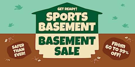 SB Sunnyvale Basement Basement Sale tickets