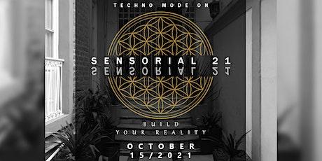 Sensorial 21 tickets