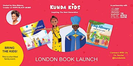 Kunda Kids - Children's Book Launch tickets