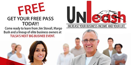 Unleash Business Expo & Training Session tickets