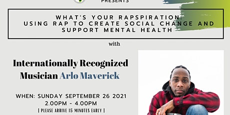 What's Your Inspiration: Using Music  to Create Social Change tickets