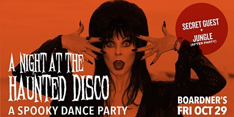 A Night at The Haunted Disco tickets