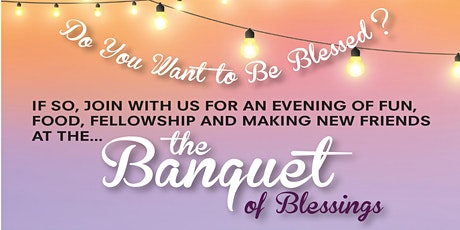 the Banquet of Blessings Hosts tickets