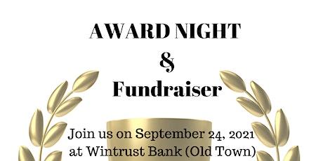 Award Night & Fundraiser tickets
