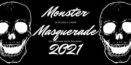 Monster Masquerade tickets