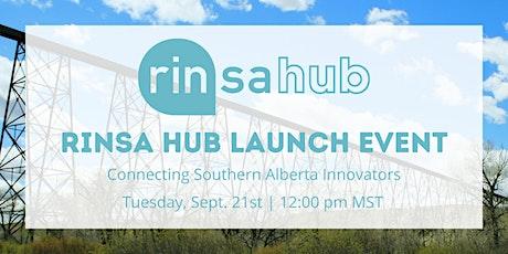 RINSA Hub Launch Event tickets
