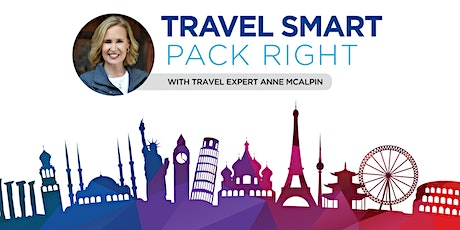 Travel Smart, Pack Right at AAA Bend tickets