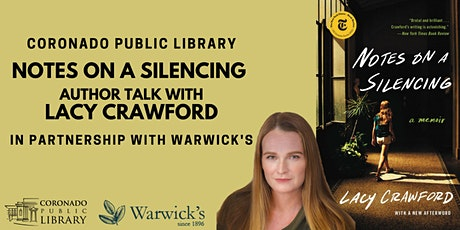 Notes on a Silencing - Author Talk with NYT Notable Author tickets