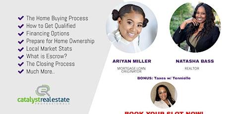 Home Buyer Workshop! tickets