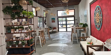 ECOLIFE Happy hour Fall Series at Maya Moon Collective tickets