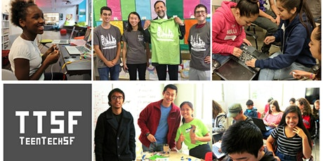 BACCC TeenTechSF Student-Led STEM Educational Equity tickets