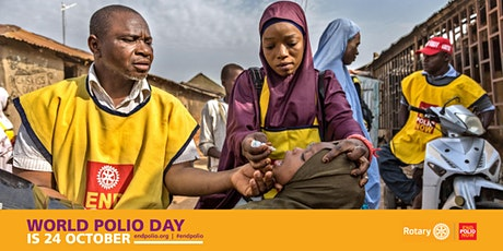 World Polio Day Lunch tickets