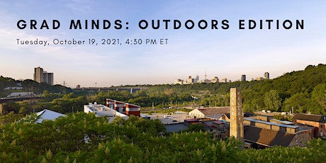 Grad Minds: Outdoors Edition tickets