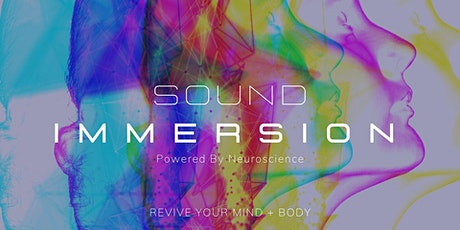 Online Sound Healing Powered by Neuroscience tickets