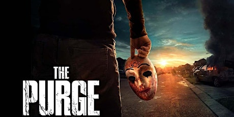 The Purge on the Haunted Hill  Khriz y Angel tickets