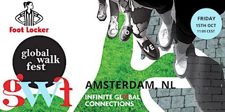 Global Walk Fest — Amsterdam, NL  — with Foot Locker tickets