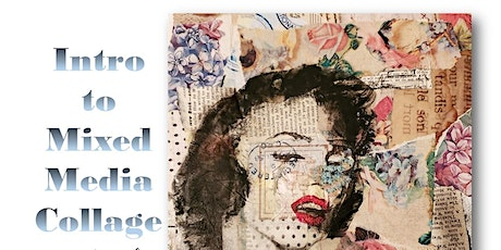 Intro to Mixed-Media Collage tickets
