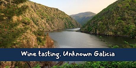 Wine tasting. Unknown Galicia tickets