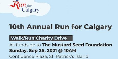 Run for Calgary tickets