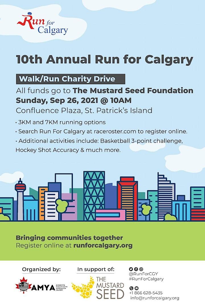Run for Calgary image