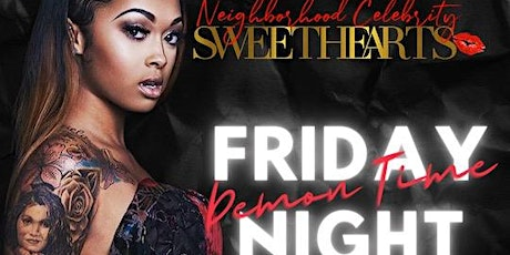 Celebrity Friday's @ Hush Lounge tickets
