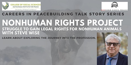 Nonhuman Rights Project tickets