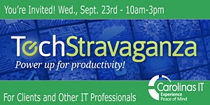TechStravaganza by Carolinas IT