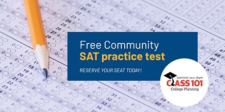SAT Practice Test with Class 101 Douglas County, CO tickets