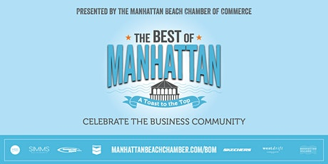 The Best of Manhattan Awards 2021 tickets