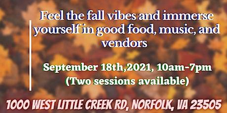 Fall Fest Pop Up Shop tickets