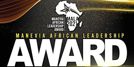 Manevia African Leadership Award tickets