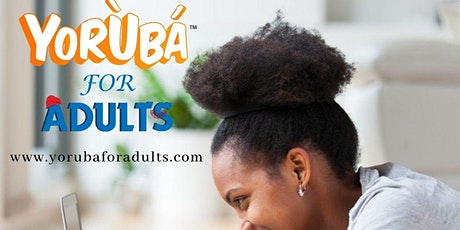 Yoruba Language Online Classes for Adults tickets
