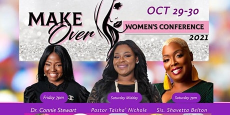 MakeOver Womens Conference tickets