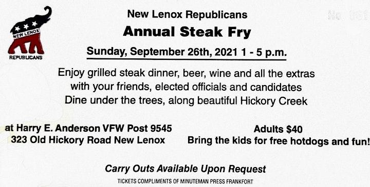Annual Steak Fry image